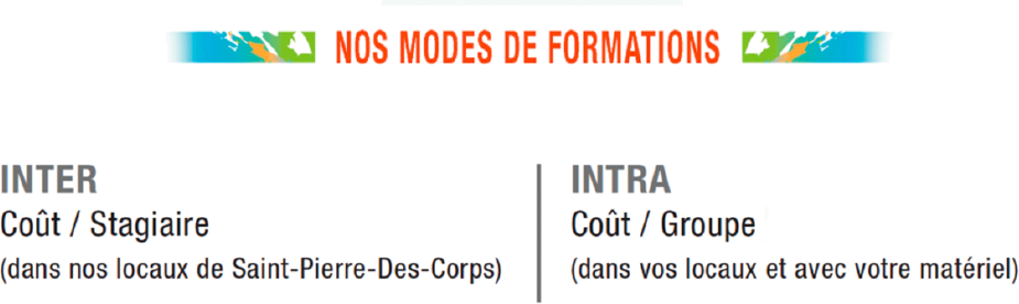 Mode de formation HAFORCAS Formation